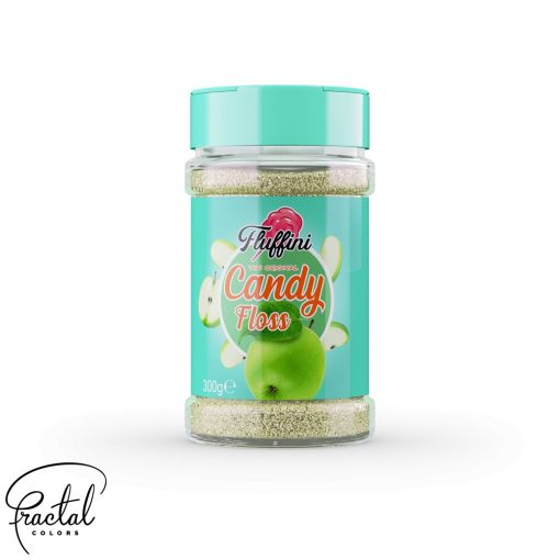 Fluffini® Candy Floss - Apple