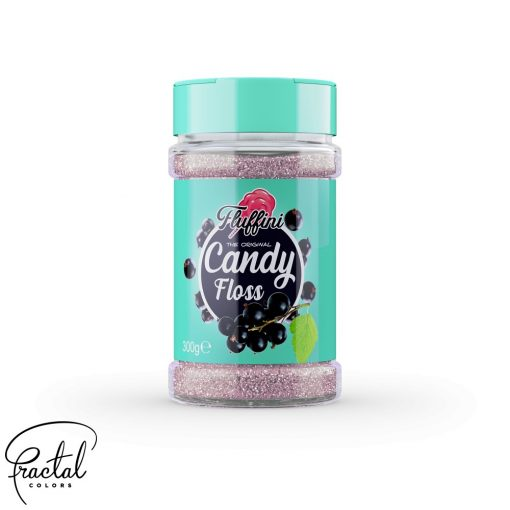 Fluffini® Candy Floss - Blackcurrant