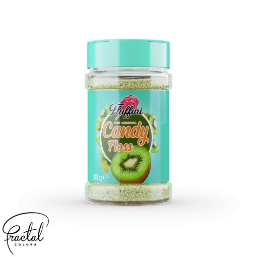 Fluffini® Candy Floss - Kiwi