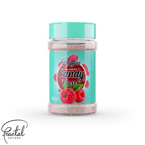 Fluffini® Candy Floss - Raspberry
