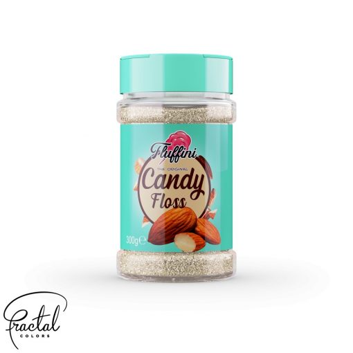 Fluffini® Candy Floss - Almond