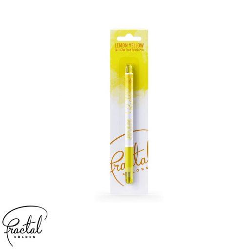 Lemon Yellow - Calligra® Food Brush Pen