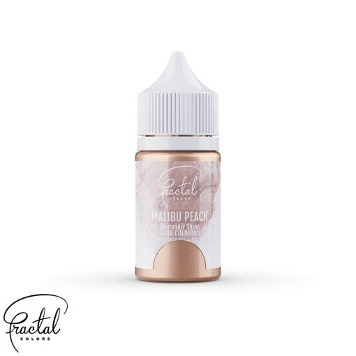 Malibu Peach - ShimmAir® Shine Liquid Food Coloring - 33g