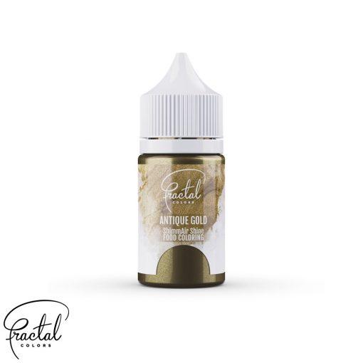 Antique Gold - ShimmAir® Shine Liquid Food Coloring - 33g