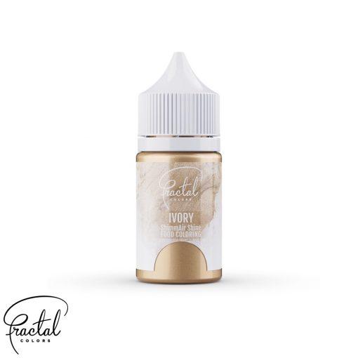 Ivory - ShimmAir® Shine Liquid Food Coloring - 33 g